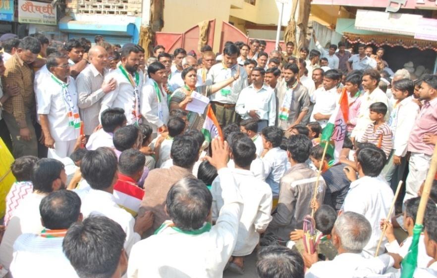 Jyotsana In election