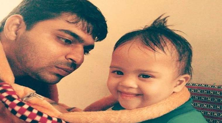 Aditya Tiwari -worlds best mom