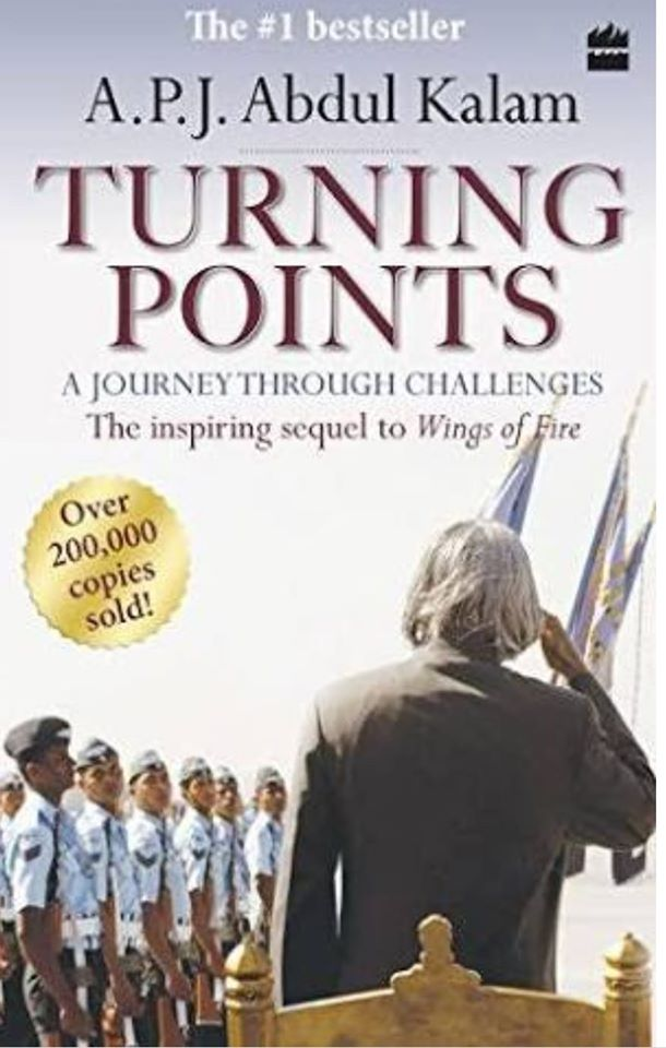 Turning Points - dr. kalam